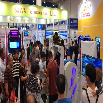 VR体验馆加盟店和VR主题乐园长期发展,vr体验馆加盟多少钱?